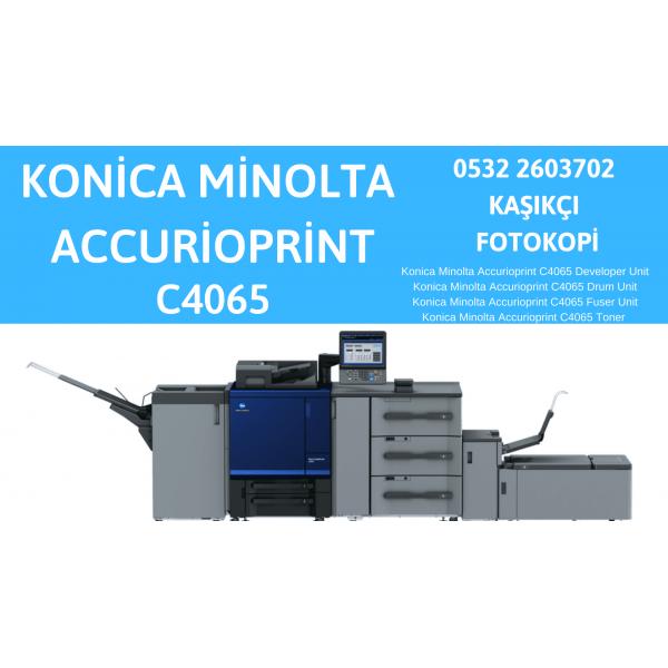 Konica Minolta Accurioprint C4065