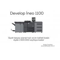 Develop İneo 1100 /  Konica Minolta Bizhub Pro 1100