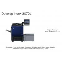 Develop İneo+ 3070L / Konica Minolta AccurioPrint C3070L