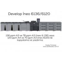 Develop ineo 6136 6120 / Konica Minolta AccurioPress 6136/6120/6136P