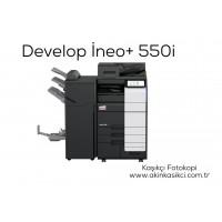 Develop İneo+ 550i Konica Minolta Bizhub C550i