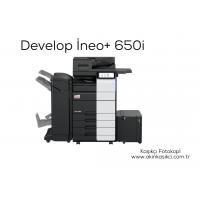 Develop İneo+ 650i Konica Minolta Bizhub c650İ